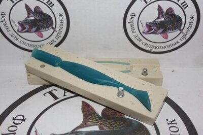 "Bass Assassin Sea Shad-4,0""-10,16 см -600-00 руб"